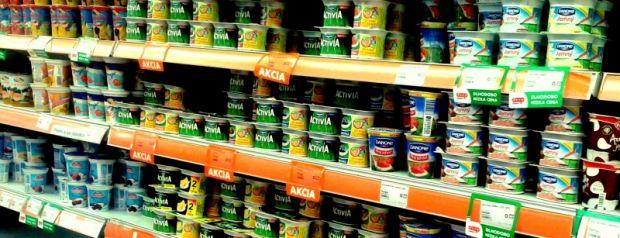Výsledok vyhľadávania obrázkov pre dopyt mliečne výrobky jogurt