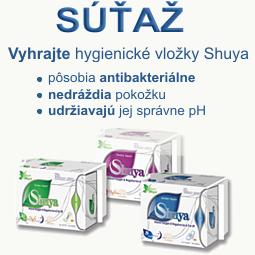 SÚŤAŽ o Shuya Health, aniónový set